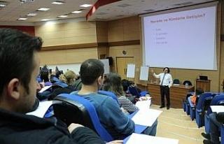 BEÜ'de Etkili İletişim becerileri semineri düzenlendi