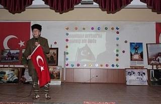 Çanakkale Gazisi Hüseyin Kaçmaz'ın oğlu Çanakkale'yi...