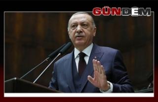 Cumhurbaşkanı Erdoğan, 14 İlin Belediye Başkan...