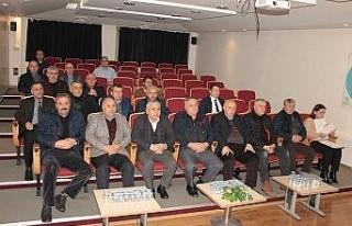 DTSO 2018 yılı son meclis toplantısı yapıldı