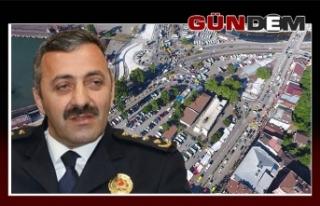 Emniyet Müdürü Turanlı'dan yeni yılı paylaşımı!