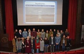 Erasmus+ gençlik değişimleri anlatıldı