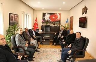 Genel Başkan Türkyılmaz Düzce'de mühendislerle...