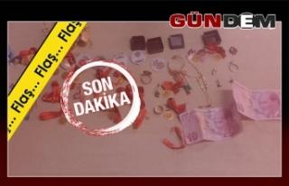 Geziciler Zonguldak'ta Yakalandı!