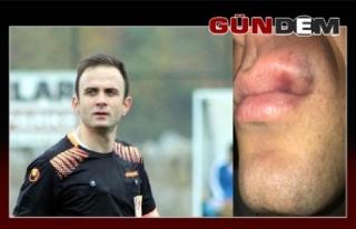 Futbolcu Akyıldız'ın futboldan men edilmesi...