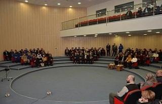 İnsan Hakları Kurulundan konferans