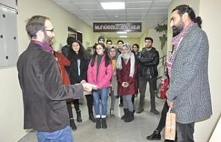 İzmitli öğrencilerden Düzce Üniversitesi'ne...