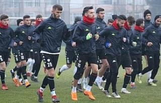 Karabükspor, Gazişehir Gaziantep hazırlıklarına...