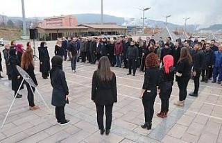 Karabük'te 3 Aralık dünya engelliler günü için...