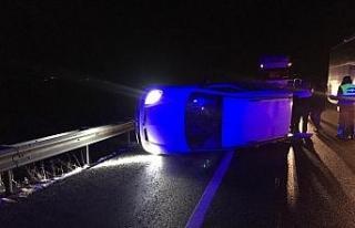 Karabük'te kaza, 5 yaralı