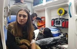Ankara'ya sevk edilen 8 öğrenci taburcu edildi!..