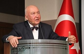 Ercan, Zonguldak'ta konferans verecek