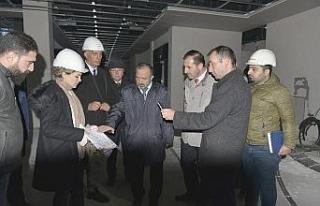 Batı Karadeniz'in en büyük kütüphanesi olacak
