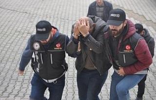 Uyuşturucu zanlısı tutuklandı