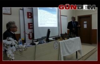 ZMYO'da sondajcılık konferansı