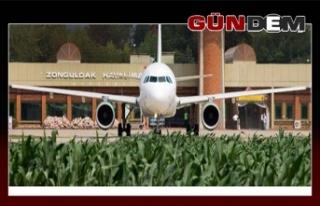 Zonguldak Havaalanı, yurtiçi uçuşlarına açılıyor...
