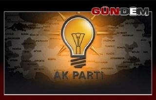 AK Parti'de Adaylar Açıklandı