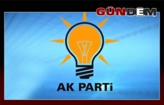 AK Parti'de adaylar açıklandı!