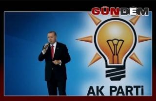 AK Parti'nin adayları açıklandı!