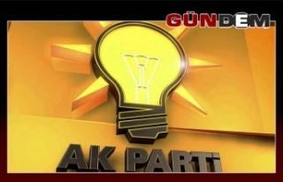AK Parti SKM göreve başladı…