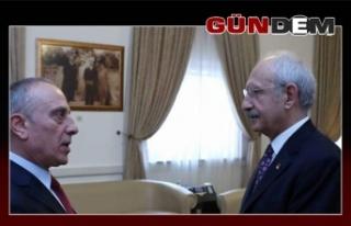 Ali Uzun dediler Şenol Şanal aday oldu