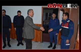 Başkan Kantarcı'dan ziyaretler