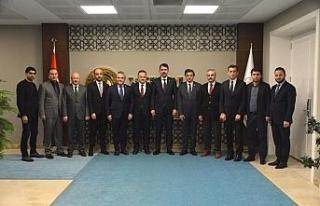 Çevre ve Şehircilik Bakanı Kural, Cumartesi Karabük'te