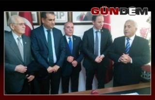 CHP'de Alkışlar Şanal'a