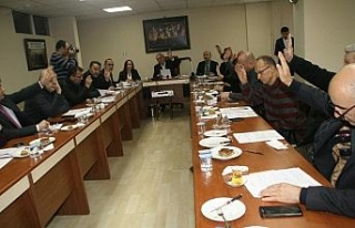 Devrek Belediyesi yılın ilk aylık meclis toplantısını...
