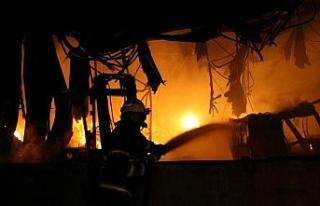 Düzce İtfaiyesi geçen yıl 440 yangına müdahale...