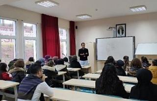 Düzce Turgut Özal Anadolu Lisesi'nden Düzce Üniversitesi'ne...
