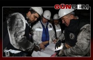 Eroğlu, Amasra Müessesesini inceledi