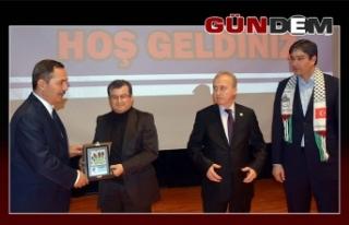 Cumhurbaşkanına Ereğli'den teşekkür etti