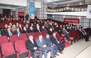 GMİS MTA Şube Genel Kurulu yapıldı
