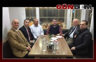 İYİ Parti yönetimi toplandı