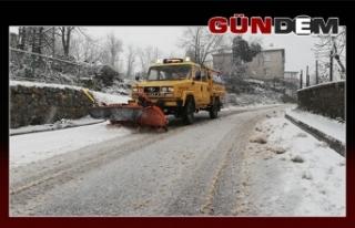 Kdz. Ereğli Belediyesi mücadeleye başladı!
