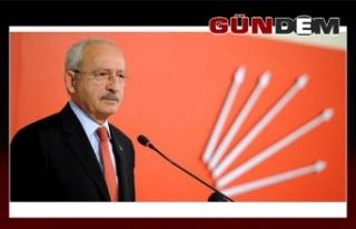 Kılıçdaroğlu aday belirleme mesaisine başladı.....