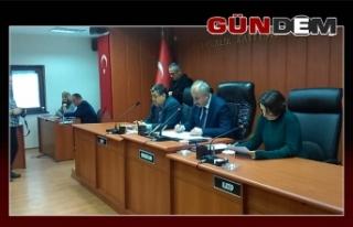 Meclis ilk toplantısına başladı