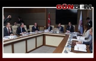 Milletvekili Çolakoğlu başkanlık yaptı