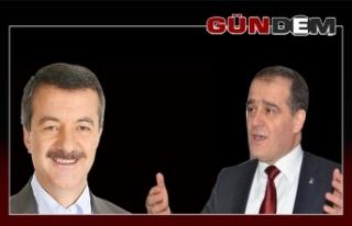 Milletvekili Türkmen, Kamuran Aşkar'ın sinirini...
