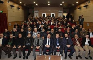 """MÜSİAD Düzce Başkanı Pehlivan, """"2019 yılında..."""
