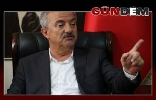 Polat Türkmen Cumhurbaşkanı Erdoğan'a Başsağlığı...