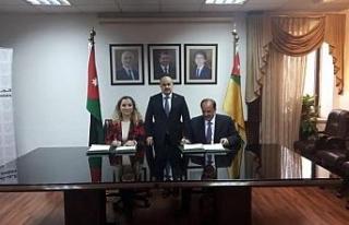 Rektör Çakar Ürdün'de temaslarda bulundu