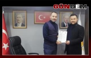 Sarıkan, AK Parti'den aday adayı oldu