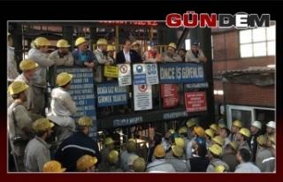 Yavuzyılmaz'dan kaçak Ocak önergesi