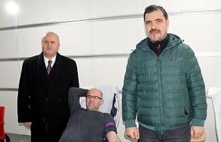 Zonguldak'ta kan bağış kampanyası