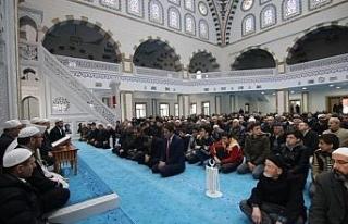 Afrin şehidi Ömer Bilal Akpınar için Mevlid-i...