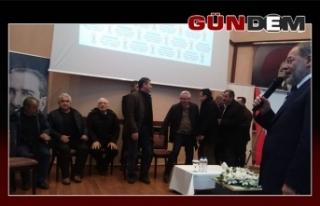 AK Parti Salona sığmayınca Bakan yer gösterdi!
