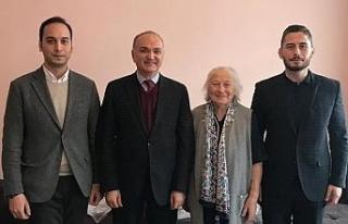 """AK Parti Başkan adayı Özlü """"Kasapoğlu ile çalışmayı..."""