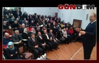 Bakan Akdağ Zonguldak'ta